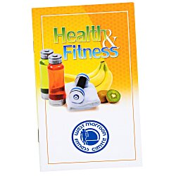 View a larger, more detailed picture of the Better Book - Health & Fitness