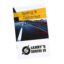 View a larger, more detailed picture of the Better Book - Texting & Distracted Driving