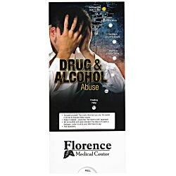 View a larger, more detailed picture of the Drug & Alcohol Abuse Pocket Slider