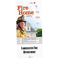 View a larger, more detailed picture of the Fire & Home Safety Pocket Slider