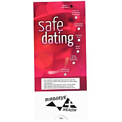 View a larger, more detailed picture of the Safe Dating Pocket Slider