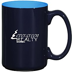 View a larger, more detailed picture of the Infinite Ceramic Mug - 14 oz