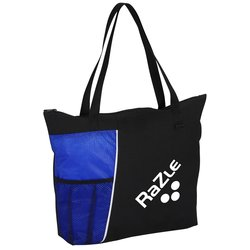 View a larger, more detailed picture of the Touchbase Meeting Tote