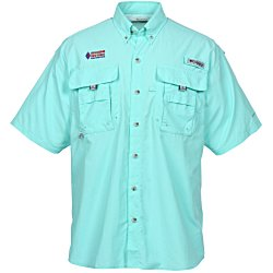 View a larger, more detailed picture of the Columbia Bahama II Short Sleeve Shirt - Men s