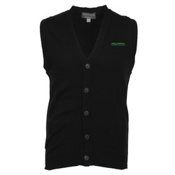 View a larger, more detailed picture of the Acrylic Unisex Sweater Vest - 24 hr