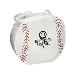 View a larger, more detailed picture of the Baseball Tote - Overstock