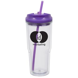 View a larger, more detailed picture of the Gulp Travel Tumbler - 24 oz - 24 hr