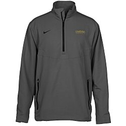 View a larger, more detailed picture of the Nike Half-Zip Pullover Windshirt