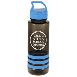 View a larger, more detailed picture of the Bright Bandit Sport Bottle - 24 oz