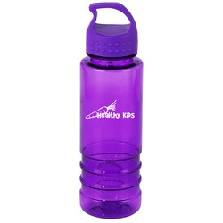 View a larger, more detailed picture of the In The Groove Sport Bottle - 24 oz