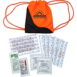 View a larger, more detailed picture of the Mini Sling First Aid Kit