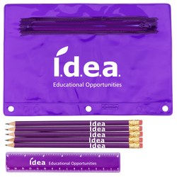 View a larger, more detailed picture of the School Supplies Kit