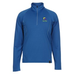 View a larger, more detailed picture of the OGIO Mini Stripe 1 4 Zip Pullover