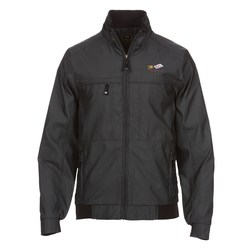 View a larger, more detailed picture of the OGIO Dobby Soft Shell Jacket - Men s