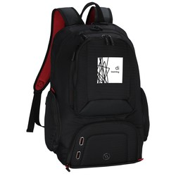 View a larger, more detailed picture of the elleven Mobile Armor Laptop Backpack