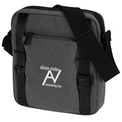 View a larger, more detailed picture of the Kenneth Cole Canvas Tablet Messenger