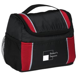 View a larger, more detailed picture of the Peak Lunch Cooler Bag