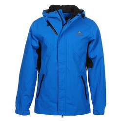 View a larger, more detailed picture of the Torrent Waterproof Jacket - Men s