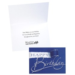 View a larger, more detailed picture of the Birthday Appeal Greeting Cards