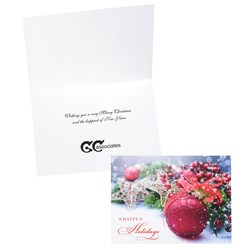 View a larger, more detailed picture of the Country Charm Greeting Card