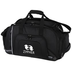 View a larger, more detailed picture of the Cutter & Buck Tour Deluxe Duffel