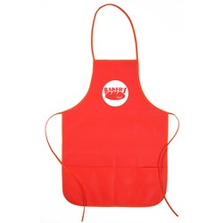 View a larger, more detailed picture of the Non-Woven All Purpose Apron - Closeout