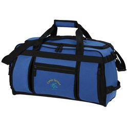 View a larger, more detailed picture of the Navigator Weekender Duffel - Embroidered