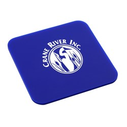 View a larger, more detailed picture of the Silicone Coaster Set - Closeout