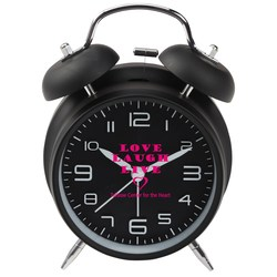 View a larger, more detailed picture of the Twin Bell Alarm Clock