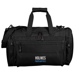 View a larger, more detailed picture of the Excel Sport Deluxe Duffel - Embroidered