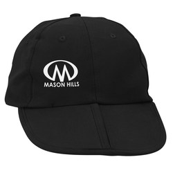 View a larger, more detailed picture of the Microfiber Foldable Cap