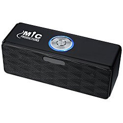 View a larger, more detailed picture of the Mini-Boom Bluetooth Speaker