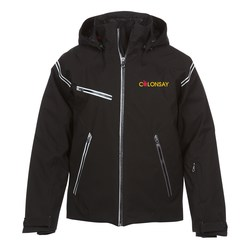 View a larger, more detailed picture of the Ventilate Insulated Hooded Jacket - Men s