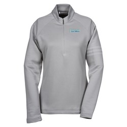 View a larger, more detailed picture of the Adidas Performance 1 2 Zip Training Pullover - Ladies