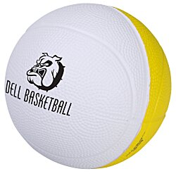 View a larger, more detailed picture of the Foam Basketball - 4 - Two-Tone