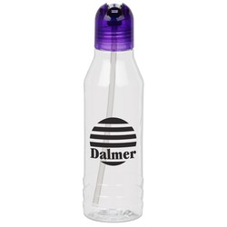 View a larger, more detailed picture of the h2go Flip Sport Bottle - 20 oz