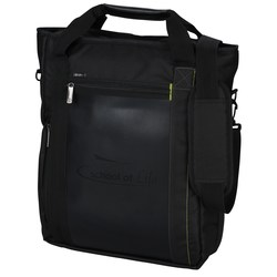 View a larger, more detailed picture of the Disrupt Recycled Transporter Laptop Tote