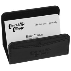 View a larger, more detailed picture of the Pedova Business Card Holder