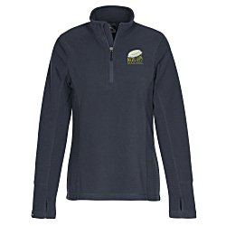 View a larger, more detailed picture of the Storm Creek 1 4 Zip Microfleece - Ladies