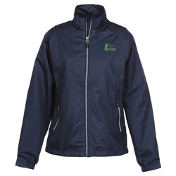 View a larger, more detailed picture of the Microfiber Serene Jacket - Ladies