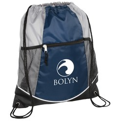 View a larger, more detailed picture of the Double Take Drawstring Sportpack - 24 hr