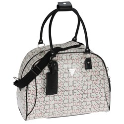 View a larger, more detailed picture of the Guess Love U Travel Laptop Tote