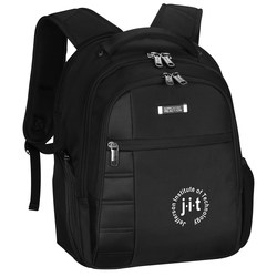 View a larger, more detailed picture of the Kenneth Cole Tech Laptop Backpack