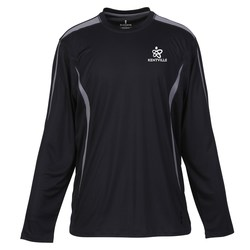 View a larger, more detailed picture of the Kemah Long Sleeve Tech Tee - Men s