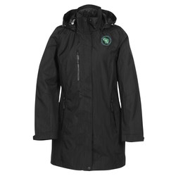 View a larger, more detailed picture of the Metropolitan City Length Jacket - Ladies