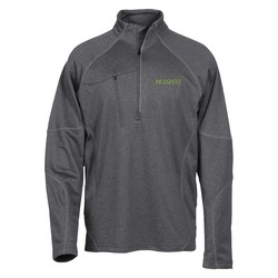 View a larger, more detailed picture of the Catalyst 1 2 Zip Performance Pullover