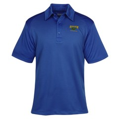 View a larger, more detailed picture of the Symmetry UTK cool logik Performance Polo - Men s