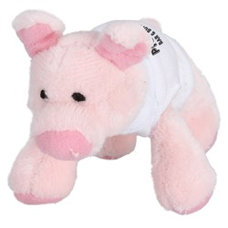 View a larger, more detailed picture of the Mini Cuddly Friends - Pig