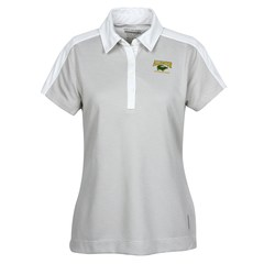 View a larger, more detailed picture of the Symmetry UTK cool logik Performance Polo - Ladies