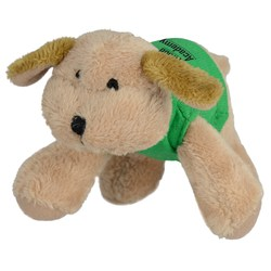 View a larger, more detailed picture of the Mini Cuddly Friends - Puppy